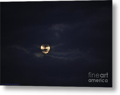 Night Moves 5 Metal Print