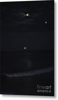 Night Moves 8 Metal Print