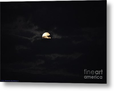 Night Moves 9 Metal Print