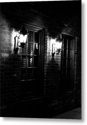 Night Time Metal Print by Maggy Marsh