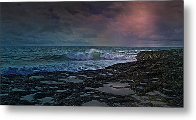 Nightscape Metal Print by Betsy Knapp