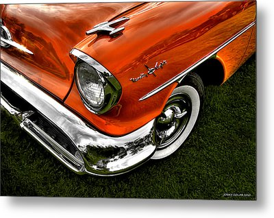 Nintey Eight Metal Print by Jerry Golab