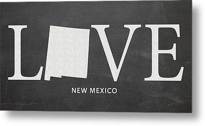 Nm Love Metal Print by Nancy Ingersoll