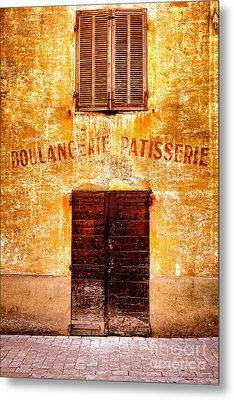 Metal Print featuring the photograph No More Bread by Olivier Le Queinec
