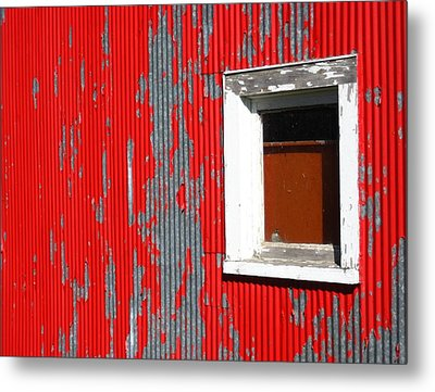 No Way Out Metal Print by Sheryl Burns