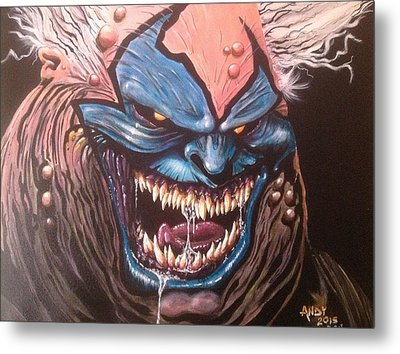 Noguez Metal Print by Andy