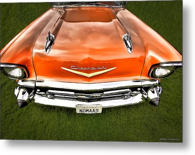 Nomaad Metal Print by Jerry Golab