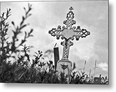Metal Print featuring the photograph Nome by Laurie Stewart