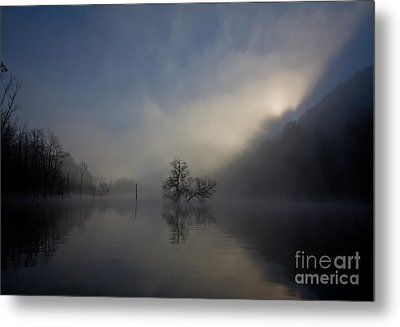 Norris Lake April 2015 Metal Print