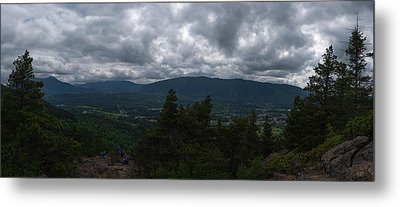 Metal Print featuring the photograph North Bend Washington Panorama by Joshua House