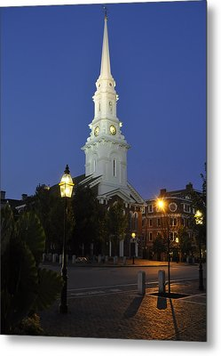 North Church Ncp Metal Print
