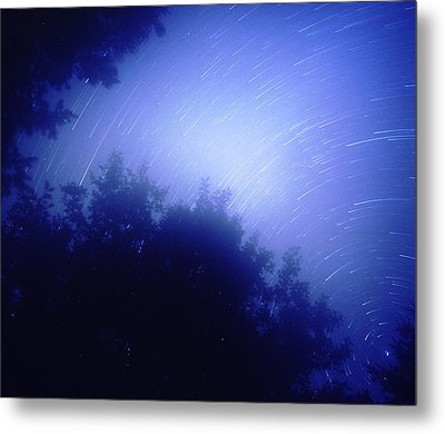 North Star Metal Print