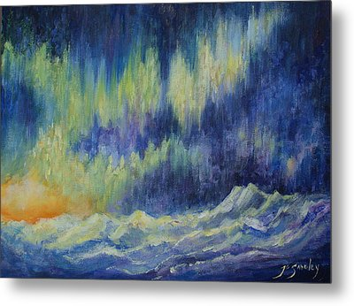 Northern Experience Metal Print by Joanne Smoley