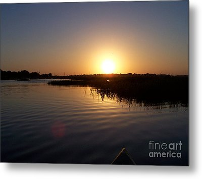 Northern Shore Metal Print by Jack Norton