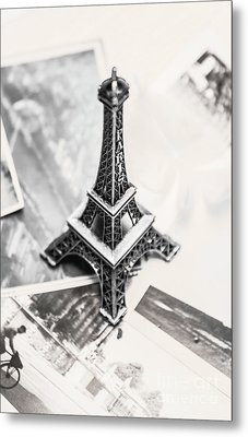 Nostalgia In France Metal Print