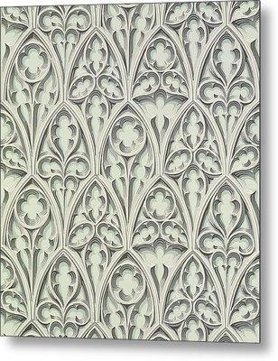 Nowton Court Metal Print