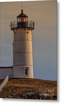 Nubble Light - Cape Neddick, York, Maine. Metal Print