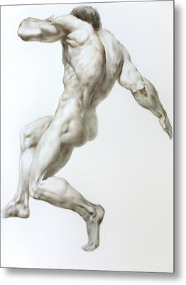 Nude 1 Metal Print