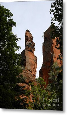 Oak Creek Canyon Metal Print by David Lee Thompson