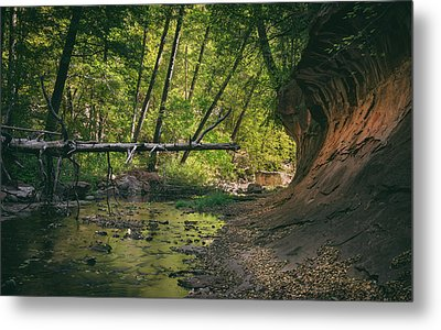 Oak Creek Metal Print by Joseph Smith