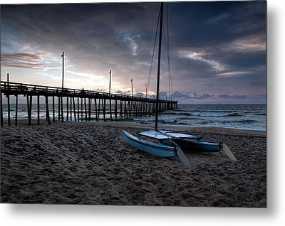 Obx Morning Metal Print