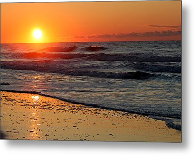 Oc Sunrise Metal Print