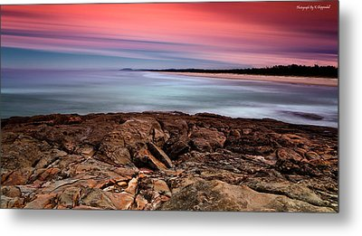 Ocean Beauty 6666 Metal Print