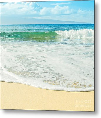 Ocean Dreams Metal Print by Sharon Mau