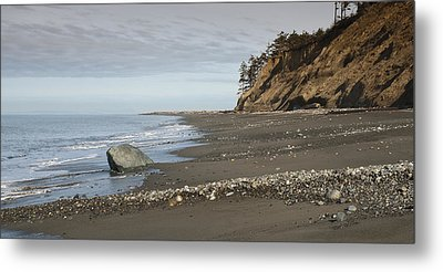 Ocean Front View Metal Print by Chad Davis
