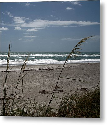 Ocean Morning Metal Print