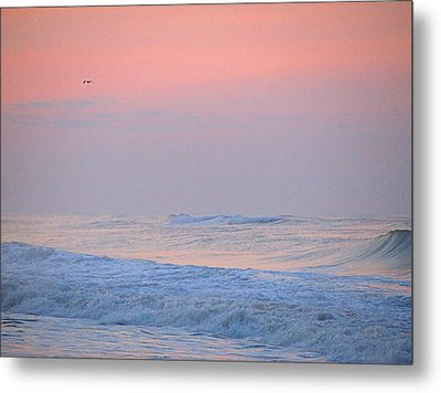 Ocean Peace Metal Print by  Newwwman