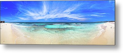 Ocean Tranquility, Yanchep Metal Print by Dave Catley