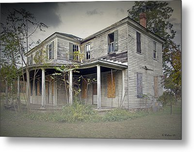 Odenton House Metal Print by Brian Wallace