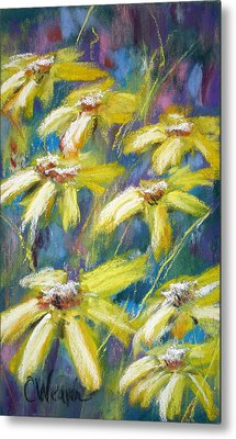Oh Sunny Day Metal Print by Cathy Weaver