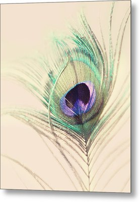Metal Print featuring the photograph O'hara by Amy Tyler