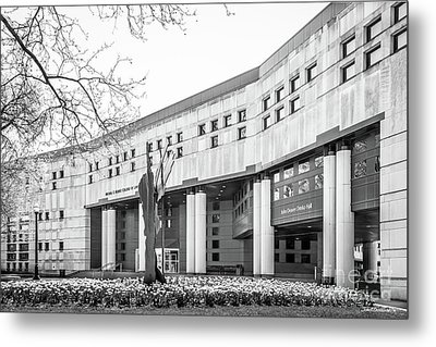 Ohio State University College Of Law Metal Print by University Icons