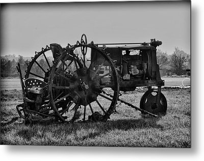 Old Betsy Metal Print by Bill Cannon