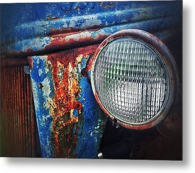 Metal Print featuring the photograph Old Boy by Olivier Calas