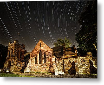 Old Church Metal Print by Edgars Erglis