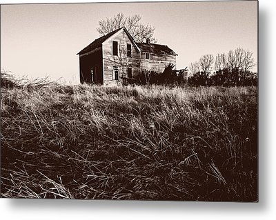 Old Fashioned Metal Print by Philip Andersen