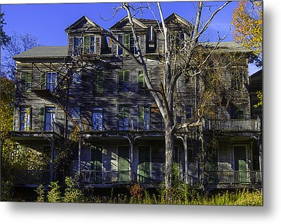 Old House Vermont Metal Print by Garry Gay