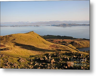 Old Man Of Storr Views Metal Print