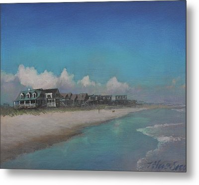 Old Pawleys Metal Print