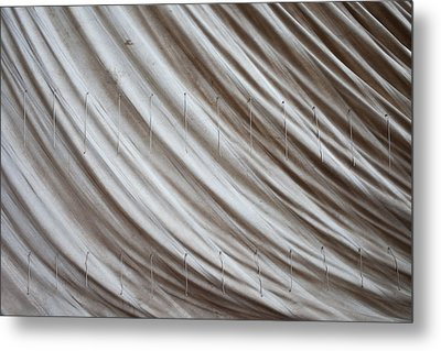 Old Sailcloth Metal Print by Artur Bogacki