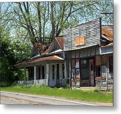 Old Store Metal Print by Marty Koch