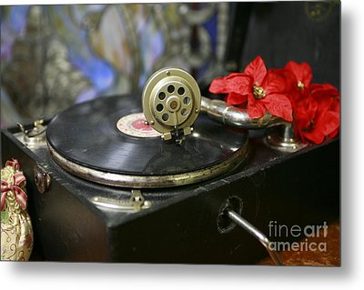 Metal Print featuring the photograph Old Time Photo by Lori Mellen-Pagliaro
