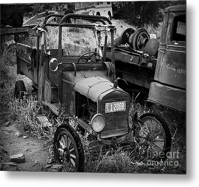 Old Times 2 Metal Print by Perry Webster