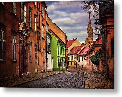 Old Town Bratislava  Metal Print