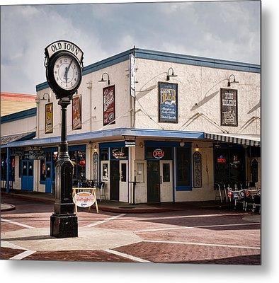 Old Town - Kissimmee - Florida Metal Print