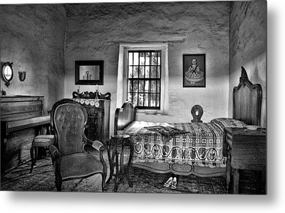 Old Town San Diego - Historic Park Bedroom Metal Print by Mitch Spence